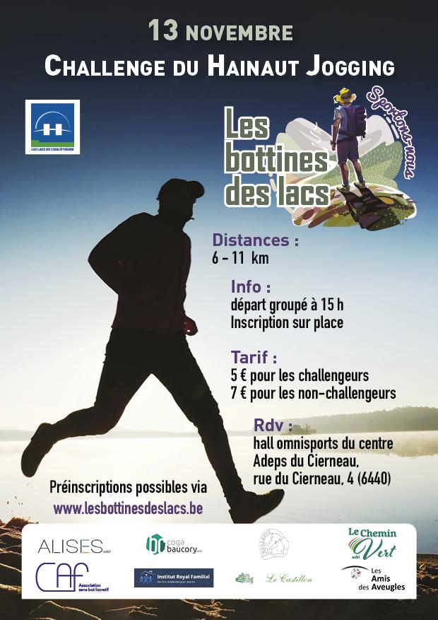 13 novembre – Challenge du Hainaut Jogging
